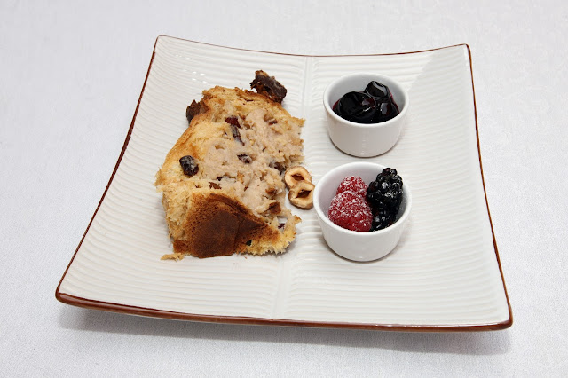 Panettone Recheado fácil e delicioso