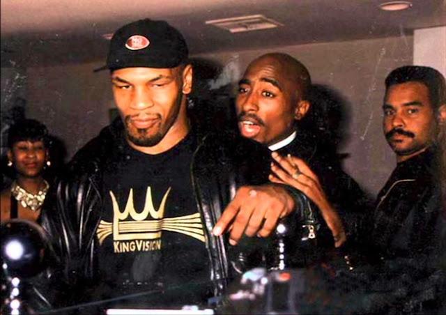 Mike Tyson revela sua lista dos 50 melhores rappers de todos os tempos