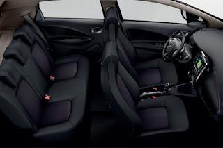 Renault Zoe (2018) Interior