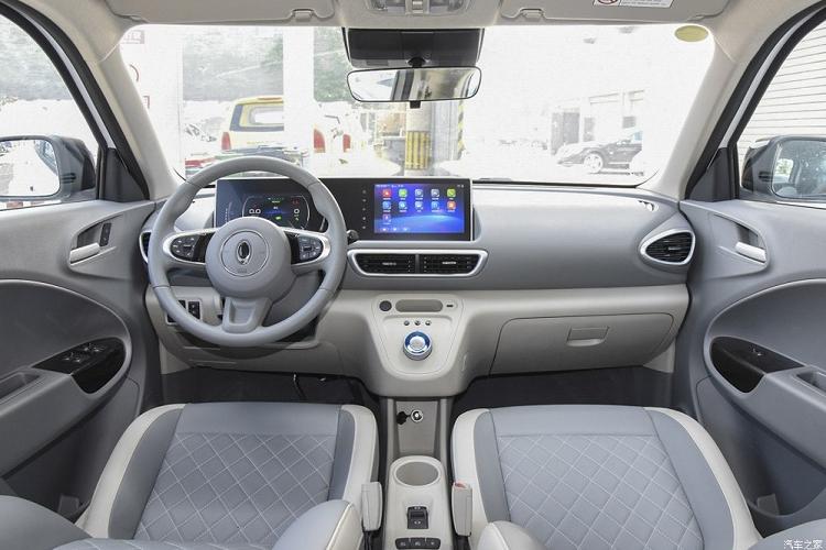 ORA R2 - xe điện dáng dấp Mini khởi điểm chỉ 250 triệu đồng