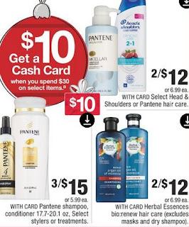Pantene Shampoo hair care
