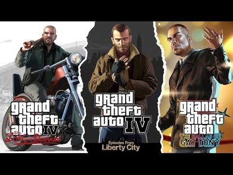 {500 MB} GTA IV Complete Edition Highly Compressed For PC With Setup Installation Proof