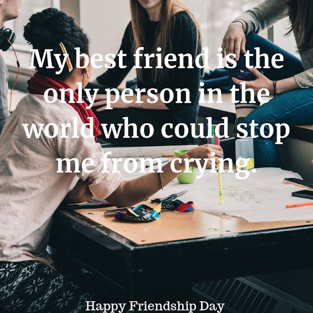 quote on friendship