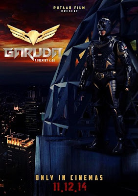 Garuda Superhero (2014) Hindi