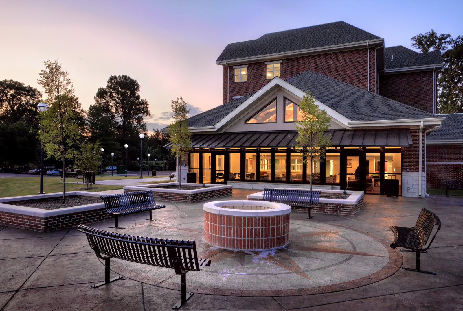 Fleming Architects Christian Brothers University Living