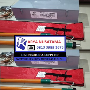 Grounding Equipment 150KV Merk Work Italia di Palangkaraya