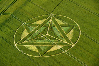 Земята е центърът.