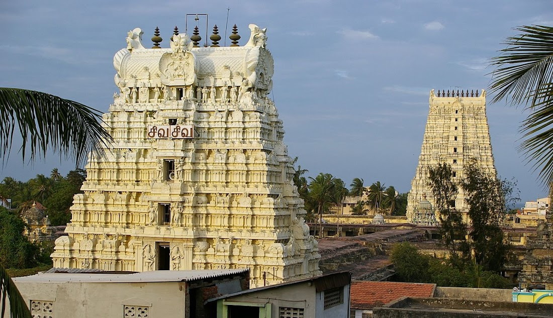 Rameshwaram shiv temple