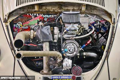 Fusca Rebaixado Turbo