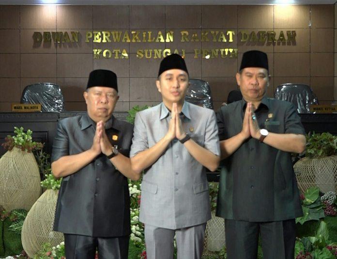 Ketua DPRD Fikar Azami dan Unsur Pimpinan Ucapkan Selamat Menunaikan Ibadah Puasa
