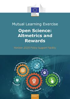 Ciencia Abierta: Altmetrics y recompensas