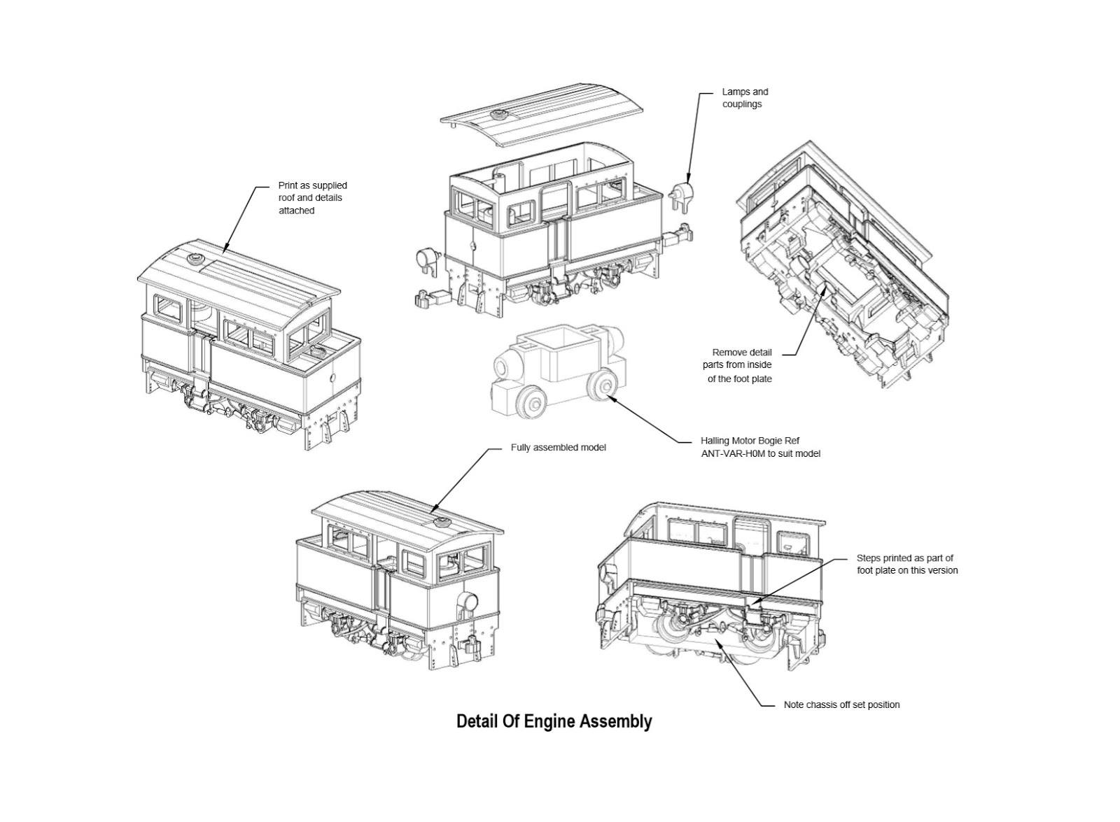 Model Engine Works