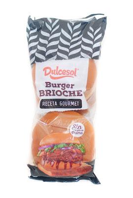 dulcesol burger brioche