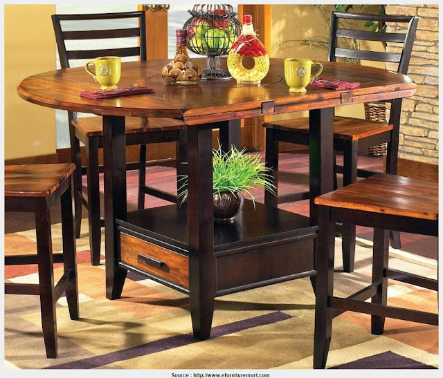 Marvelous Drop Leaf Counter Height Table Wallpapers