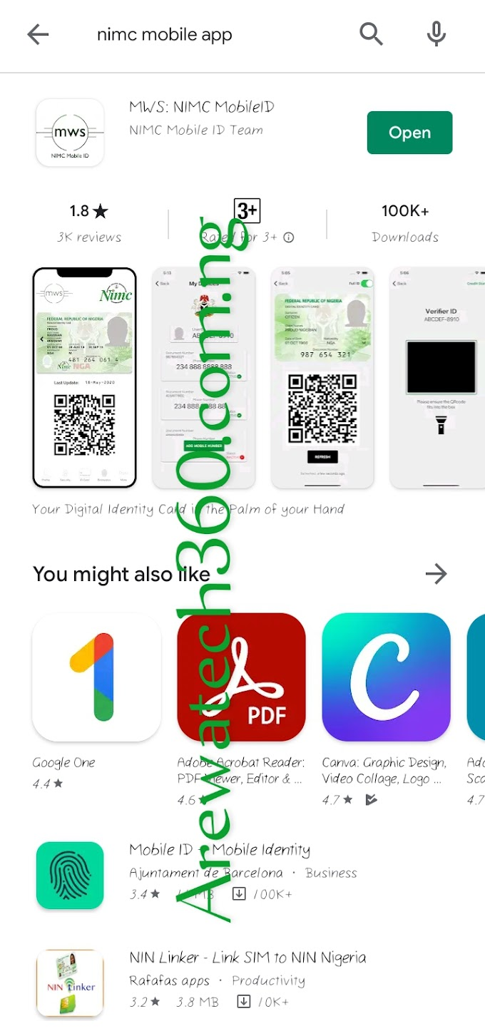 How to check your NIM details on your phone