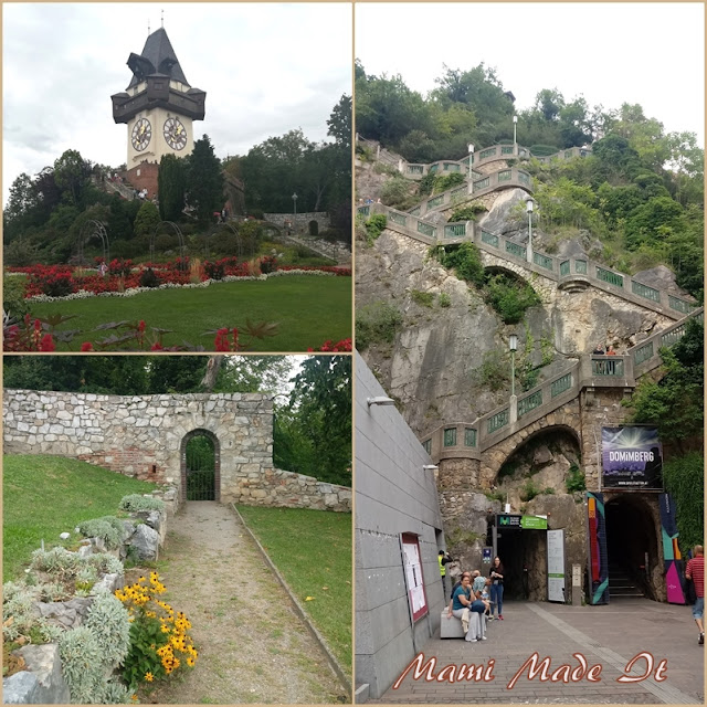 Uhrturm, Graz, Steiermark - Clock Tower, Graz, Styria