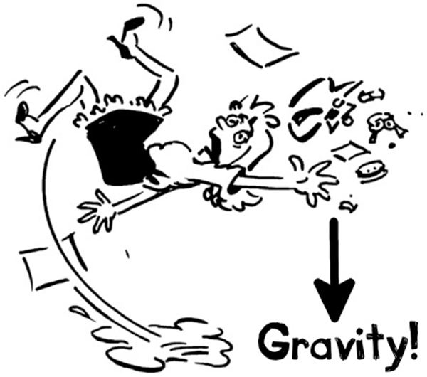 Science Definition Of Gravitational Pull