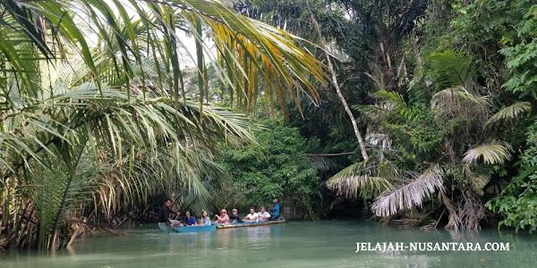 aktivitas wisata open trip pulau peucang ujung kulon 3 hari 2 malam