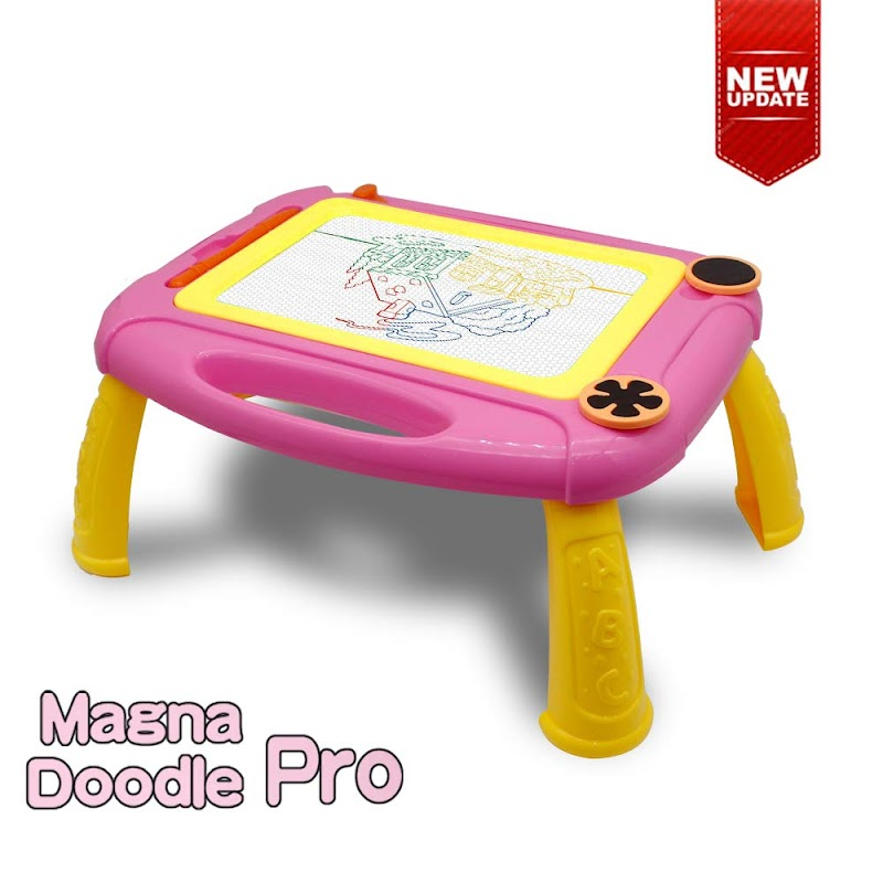 AMAZON - 50%OFF Magna Doodling Drawing Board Toys for 2-7 Years