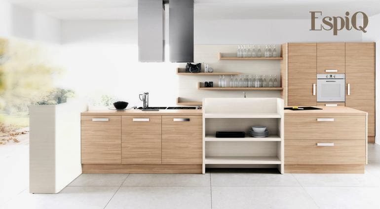 Modular Kitchens In Bangalore: Espiq Kuchen - German Modular Kitchen
