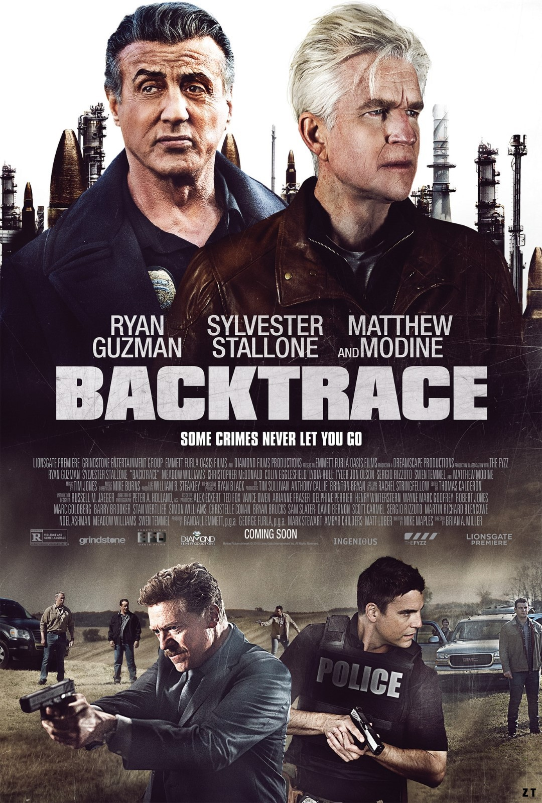 Backtrace [HDRip] [Streaming] [Telecharger]