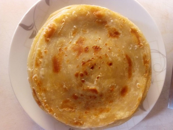 How to Make Kenyan Soft Layered Chapati