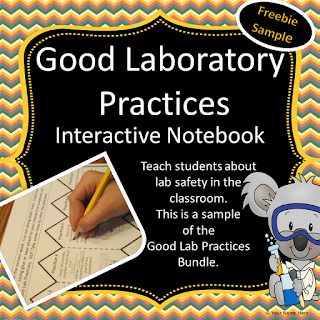 https://www.teacherspayteachers.com/Product/Science-Laboratory-Safety-Interactive-Notebook-for-Good-Lab-Practices-2921074