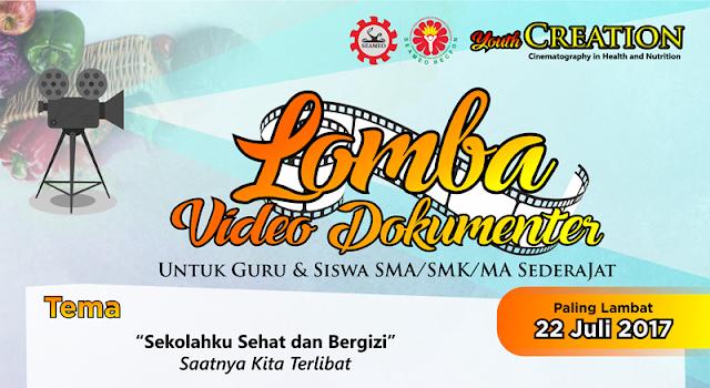 Lomba Video Dokumenter 2017