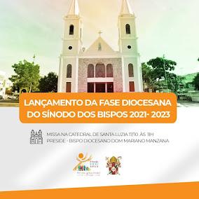 Sínodo dos Bispos 2021-2023- fase diocesana