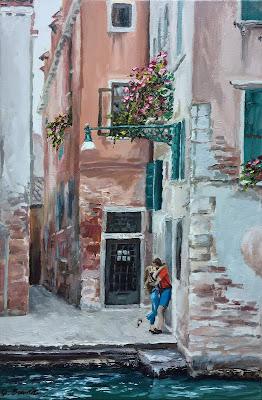 commission a painting by Jennifer Beaudet Art