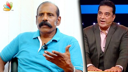 Kamal has almost broken every bone in his body : Actor & Fighter Azhagu Interview