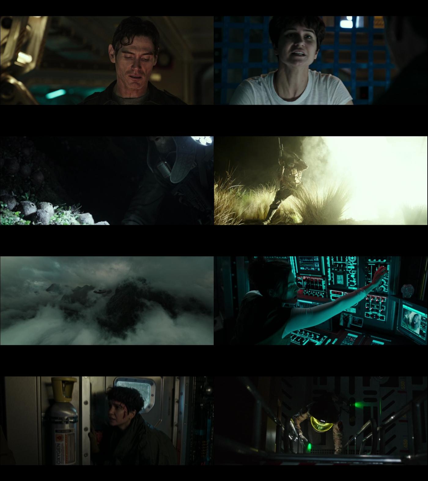 Alien Covenant 1080p Latino