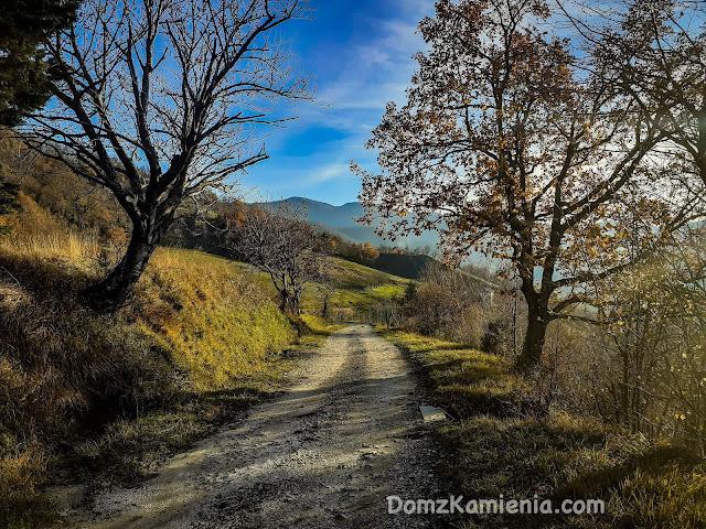 Biforco - nieznana Toskania, Dom z Kamienia