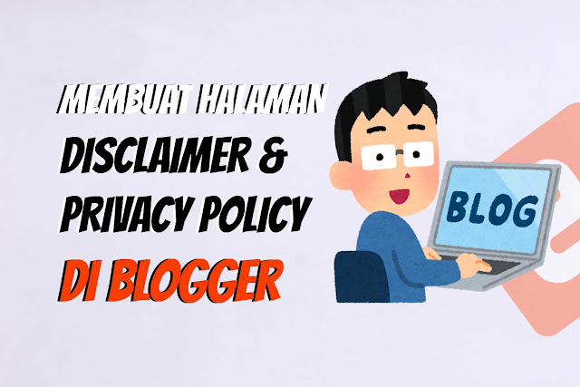 Disclaimer Dan Privacy Policy Blog