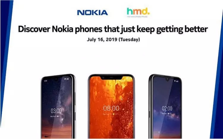 Nokia 8.1, 3.2, and 2.2 Coming to the Philippines