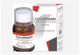 سعر ودواعى إستعمال دواء ليفوهيستام Levohistam للحساسية