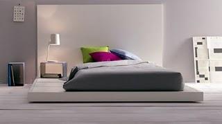 Dormitorio con tatami camas tatami via for Cama tipo japonesa