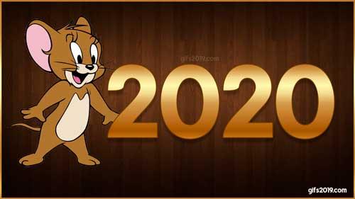 2020 año rata