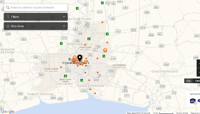 Jim Thompson House Bangkok Map,Map of Jim Thompson House Bangkok,Tourist Attractions in Bangkok Thailand,Things to do in Bangkok Thailand,Jim Thompson House Bangkok accommodation destinations attractions hotels map reviews photos pictures