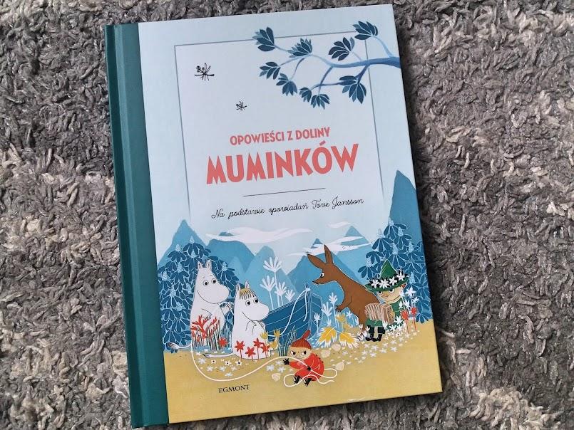 """Czytam z dziećmi: """"Opowieści z Doliny Muminków"""", """"Balonowa 5"""", """"Basia do słuchania"""""""