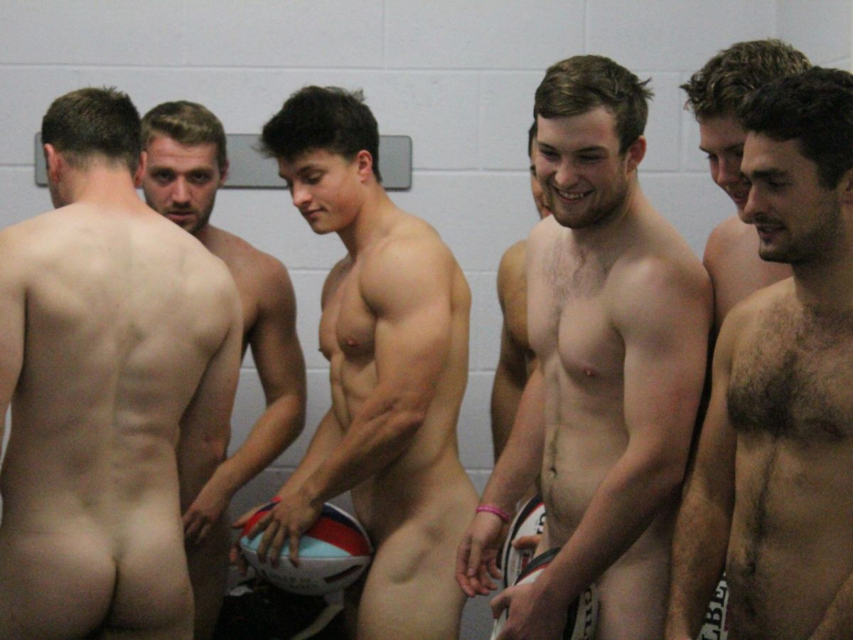Naked Male Sports Players