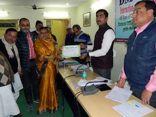 sunita-devi-elected-madhubani-planing-commission