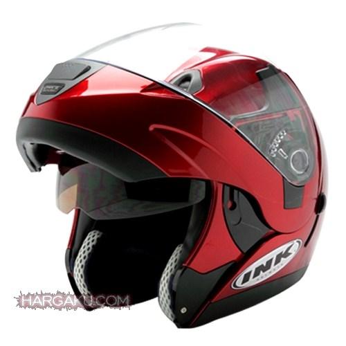 Galeri Gambar Helm INK Modular dan Cross Terbaru 2013