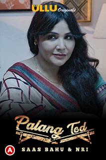 Download Palang Tod (Saas Bahu & Nri) (2021) Ullu Complete Hindi Web Series 720p 390MB