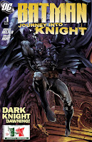 Batman - Journey into knight Tomo1
