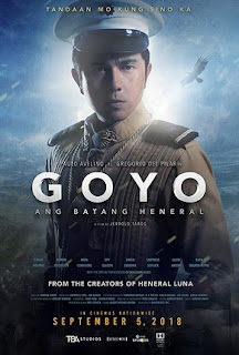 Goyo: O Menino General - Legendado
