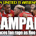VIDEO Manchester United - Arsenal 8-2 REZUMAT