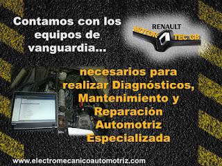 Servicio de Escaner Automotriz Taller Electromecanico