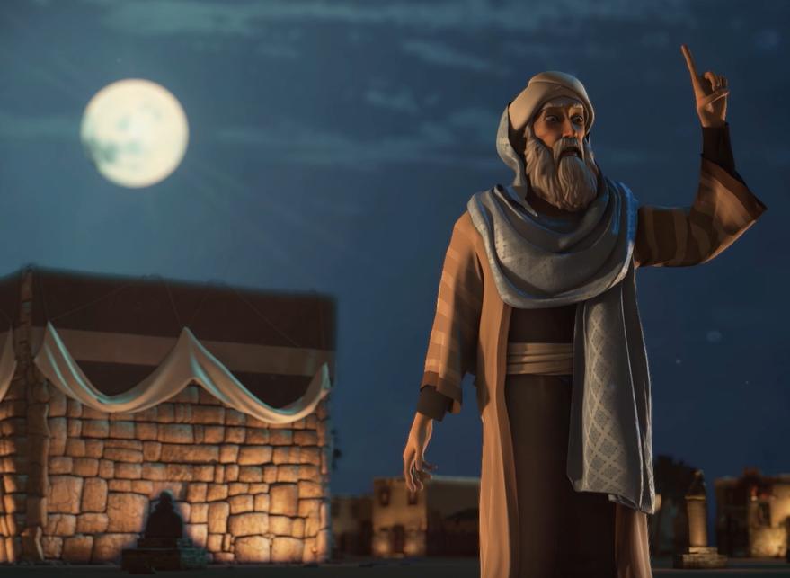Tonton Siri Animasi Para Nabi-Nabi di Nurflix 2021