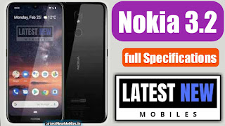 Nokia 3.2 Specifications
